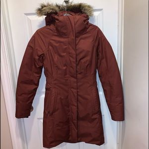 Women's artic parka 2. The north face